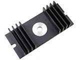 Aluminum Heat Sink for Stud Semiconductors