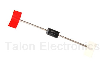 MR852 Fast Recovery 200V 3A Rectifier Diode