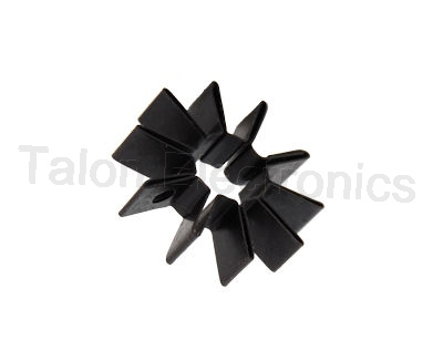 TO-5 / TO-39 Transistor Finned Heat Sink