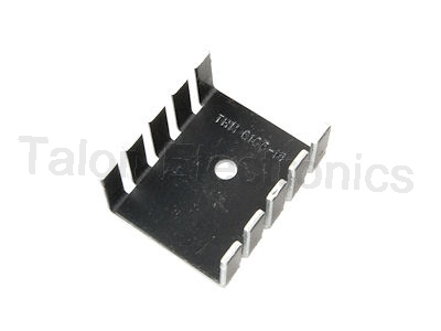 Aluminum Heat Sink for TO-220 Devices