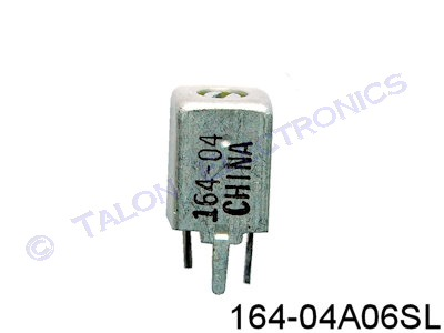 0 043 - 0 056uH Variable Shielded Inductor - Coilcraft 164-04A06SL