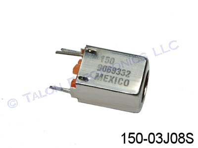0 071 - 0 081uH Variable Shielded Inductor - Coilcraft 150