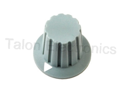 "Skirted Knob for .250"" Shafts - Raytheon 407-D2-K7"