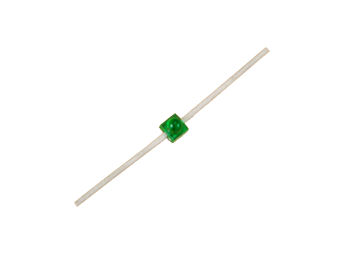 Green HLMP-7040 Subminiature LED