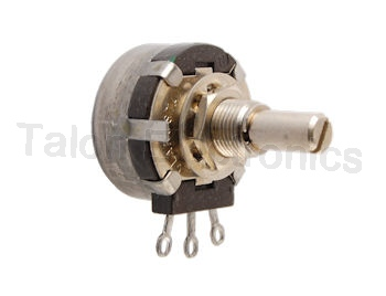75K Ohm RV4NAYSD753A Centralab Panel Mount Potentiometer