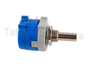 200 Ohm Bourns 3590S-6-201 10-Turn Potentiometer