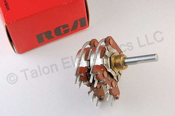 RCA - TCE 130284 Loudness Potentiometer