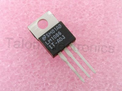 LM1086IT-ADJ Positive Adjustable Regulator