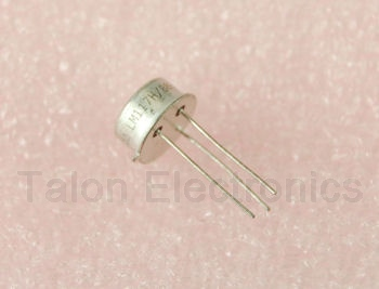 LM117H Variable Voltage Regulator
