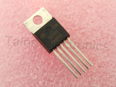 LM2931CT Adjustable Positive Voltage Regulator