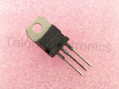 LM317T Adjustable Positive Voltage Regulator