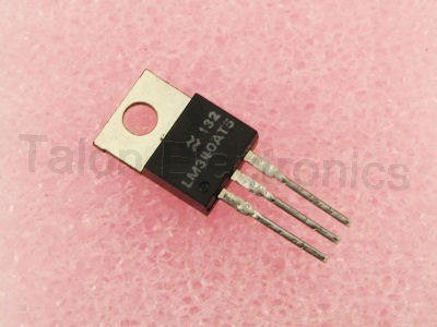 LM340AT-5 5V Three Terminal Regulator