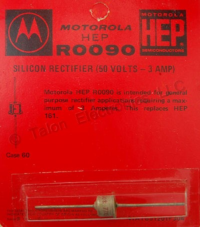 HEP-R0090 50V 3A Rectifier