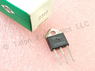 NTE2310 Silicon NPN Transistor - High Voltage, High Speed Switch 450V 8A, 125W