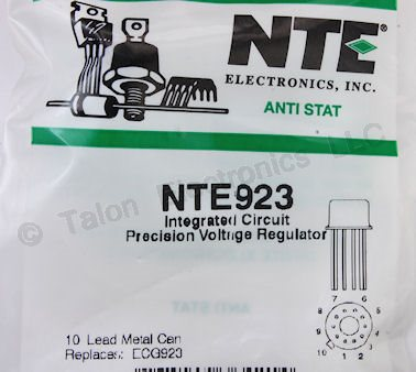 NTE923 Precision Voltage Regulator IC