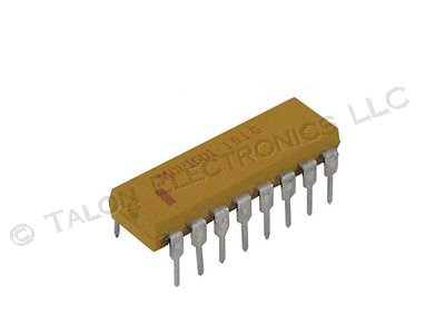 150 ohm 16 Pin DIP Bussed Resistor Network Vishay Dale MDP1601-151G