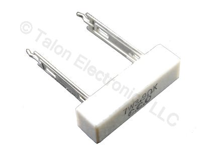 3.9 ohms 7W Radial Wirewound Power Resistor