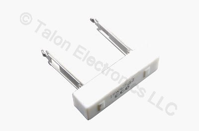 4.7 ohms 15W Radial Wirewound Power Resistor