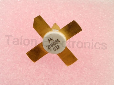2N6084 - MOT RF Power Transistor