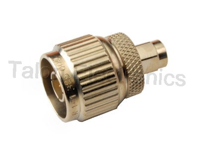 N Male to SMA Male Adapter- Radiall R191 325 000