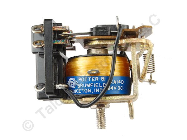 Industrial and Vintage Relays and Controls