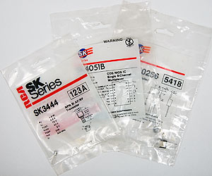 SK3320 Set of Matched Varactor Diodes
