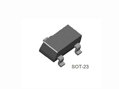 BAS70-06 70V Dual Schottky SMD Diode - 15 Pack