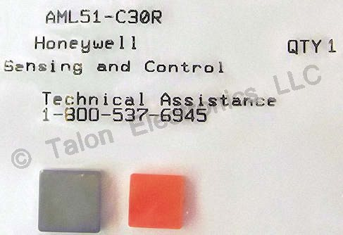 Honeywell AML51-C30R Button/Lens for Switches and Indicators