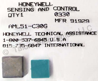 Honeywell AML51-C30G Button/Lens for Switches and Indicators