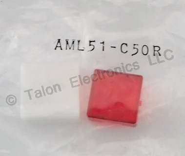 Honeywell AML51-C50R Button/Lens for Switches and Indicators