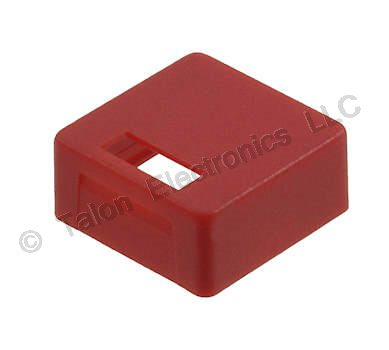 Honeywell AML52-C10R Button/Lens for Switches and Indicators