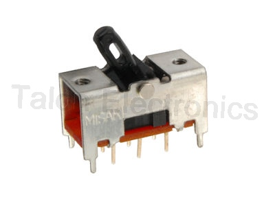 DPDT ON-ON Miniature Toggle Switch