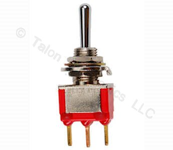 SPDT  ON-OFF-ON Miniature Toggle Switch