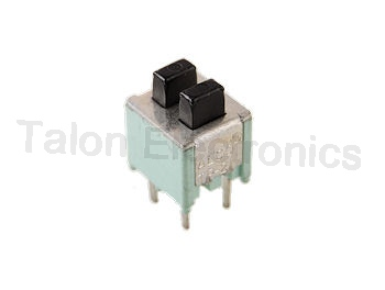 SPST Dual Momentary Miniature Pushbutton Switch TP21CCGPC0