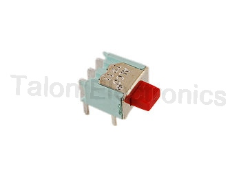 SPDT Momentary Miniature Pushbutton Switch TP11FGRA2