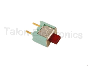 SPST Momentary Miniature Pushbutton Switch TP11CGPC2