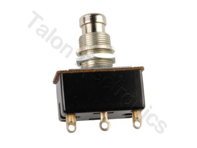 SPDT Momentary Pushbutton On-Off Switch Arrow Hart