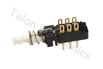DPDT Momentary Pushbutton Switch  Schadow