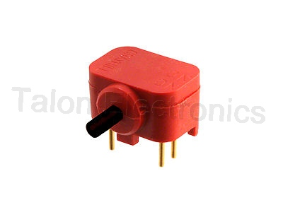SPDT Momentary Miniature Pushbutton Switch 39-251