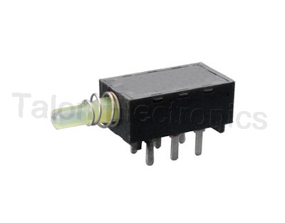 DPDT Momentary Pushbutton Switch C&K L212132MV02Q