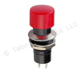 SPST Momentary Pushbutton NO Switch SCI R13-40A-05