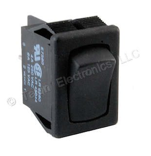 SPDT ON-ON Rocker Switch Alcoswitch XRM110D00