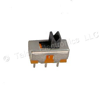 SPDT ON-ON PC Mount Miniature Slide Switch