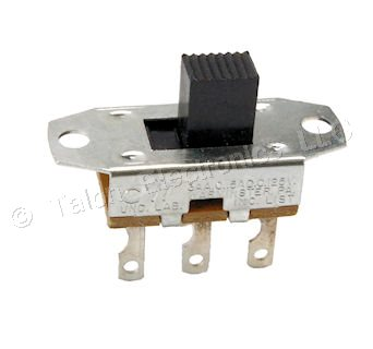 DPDT ON-ON Slide Switch  CW  GF-326-0000
