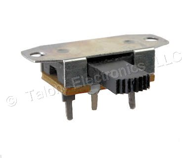 SPDT ON-ON PC Mount Slide Switch  CW GG-351-0001