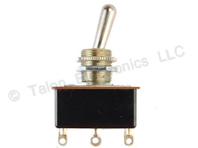 SPDT ON-ON Panel Mount Toggle Switch Arrow Hart 81021