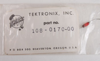 108-0170-00 Tektronix Inductor