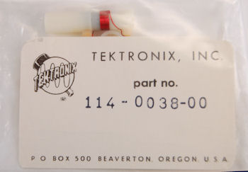 114-0038-00 Tektronix Variable Inductor