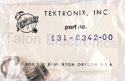 131-0342-00 Tektronix BNC Connector