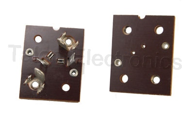 TO-66 Phenolic Transistor Socket